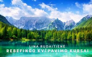 REBEFINGO KVĖPAVIMO KURSAI