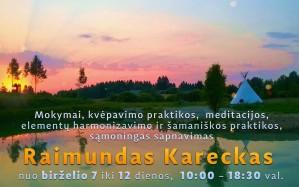 Mokymai, kvėpavimo praktikos, meditacijos, elementų harmonizavimo ir šamaniškos praktikos, sąmoningas sapnavimas