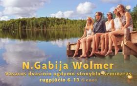 WOLMER - VASAROS STOVYKLA 2016
