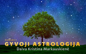 Gyvoji astrologija. Kursas I