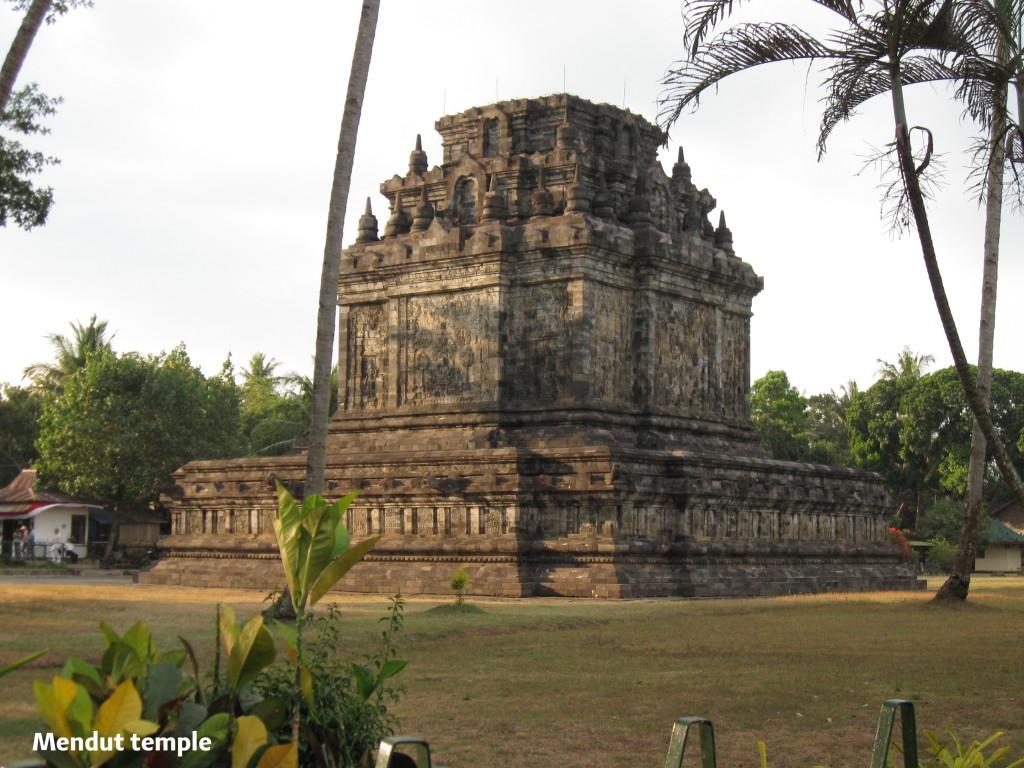 Mendut šventykla