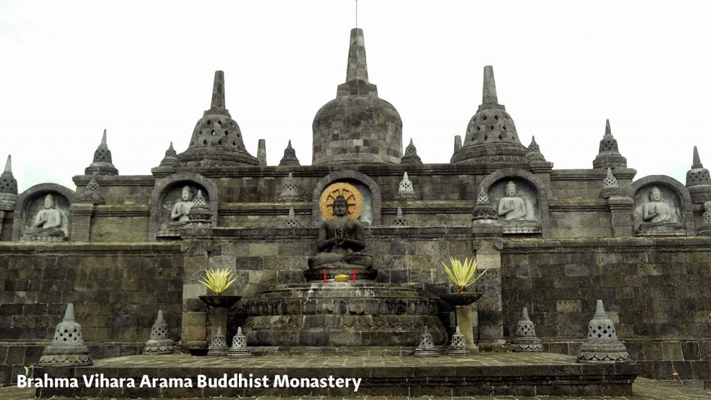 Brahma Vihara Arama Budha Banjar