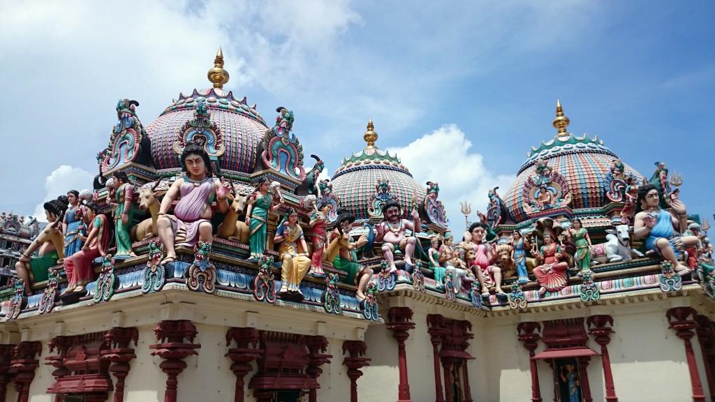 Sri Mariamman šventykla