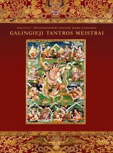 """Abhajadata """"Galingieji tantros meistrai"""" - 84 įkvepiančios mahasidhų istorijos"""