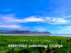 REBEFINGO rebirthing STUDIJA