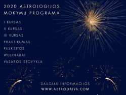 astrologijos renginiai