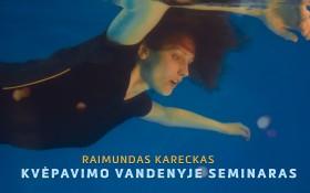 Raimundas Kareckas SEMINARAS WATSU