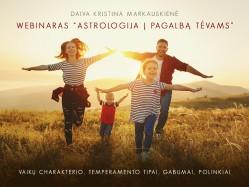 Astrologija į pagalbą tėvams