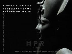 RAIMUNDAS KARECKAS HIPERAKTYVAUS KVĖPAVIMO SESIJA REGISTRACIJA TEL.: 8 610 44008